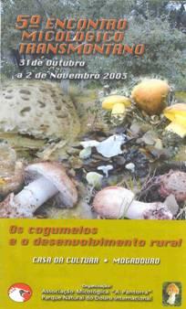 Pantorra - Actividades Ano 2003