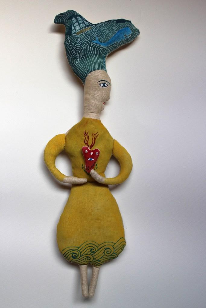 Sea Bride doll full