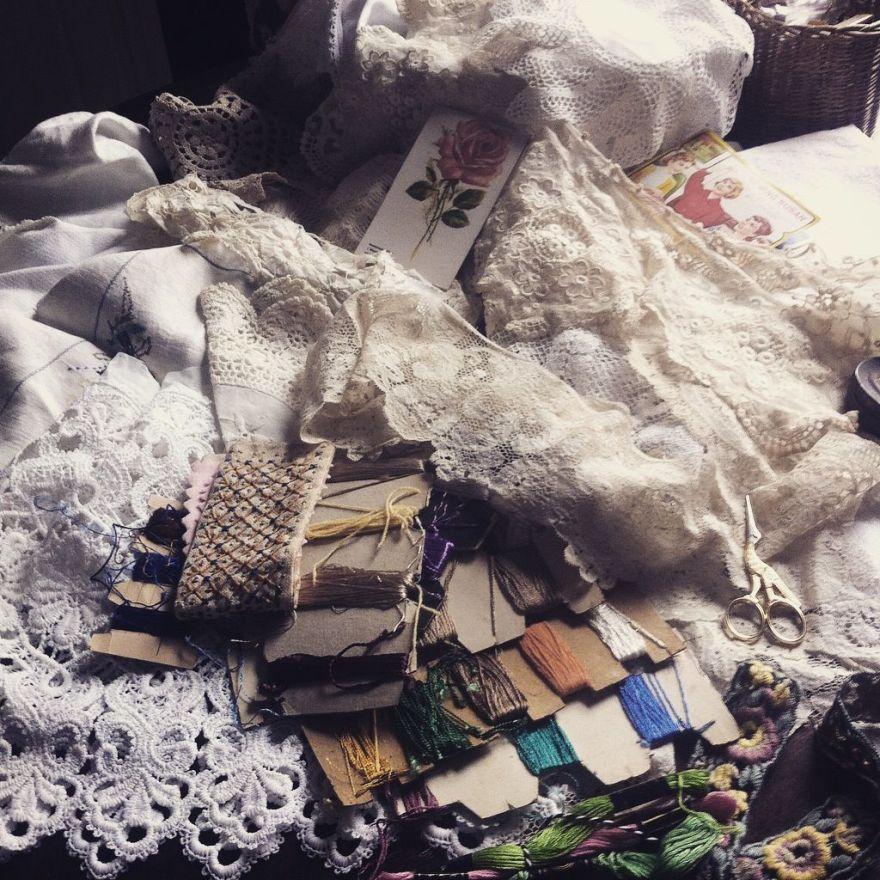 antoque textiles