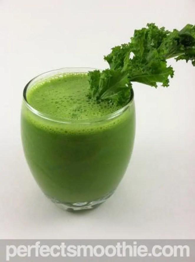 Smoothie Recipes - Kale Smoothie