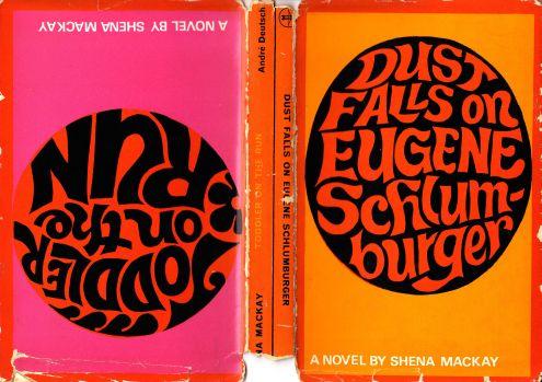 Dust falls on Eugene Schlumberger