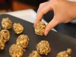 how to make pumpkin energy balls