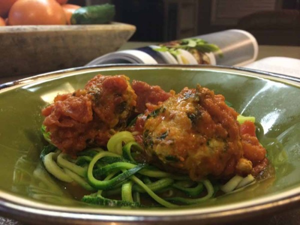 gwyneth paltrow cookbook turkey meatballs