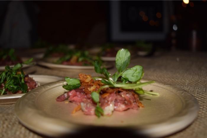 steak tartare one restaurant Chapel Hill NC - Euphoria Greenville 2015 Lambs & Clams