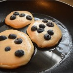 Simple Coconut Pancakes