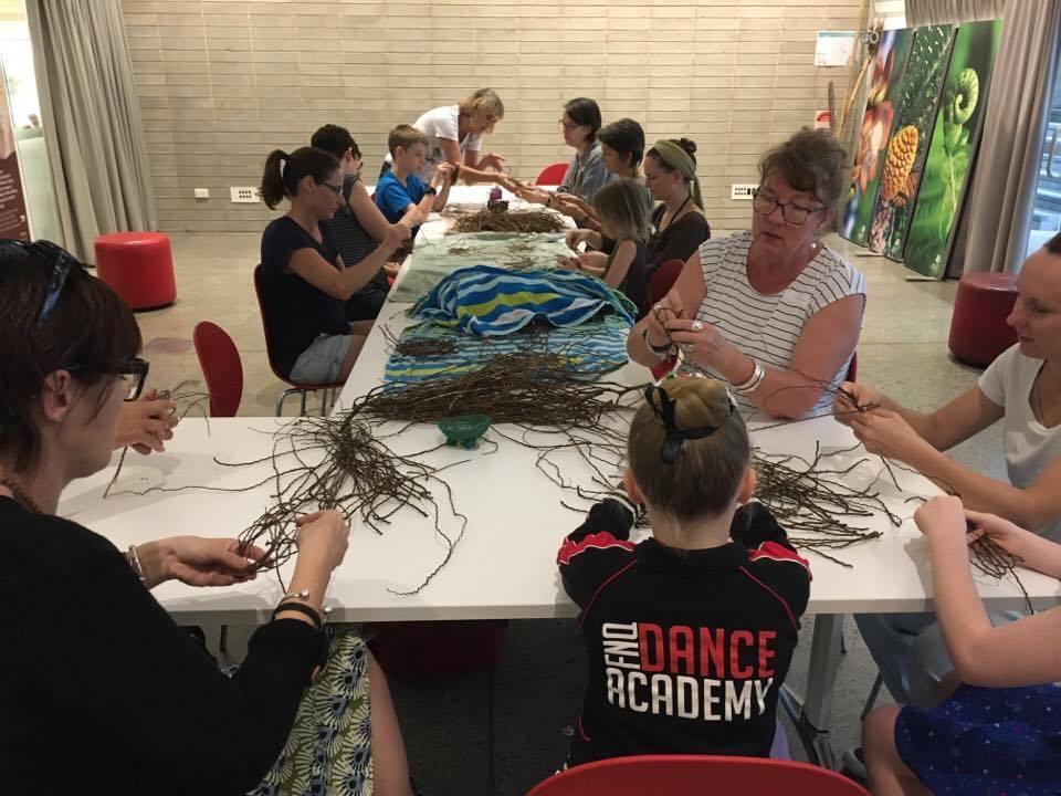 Basket Weaving Workshop