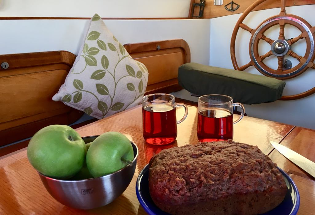 Dutch Apple Cake - Seasonal Cook in Turkey