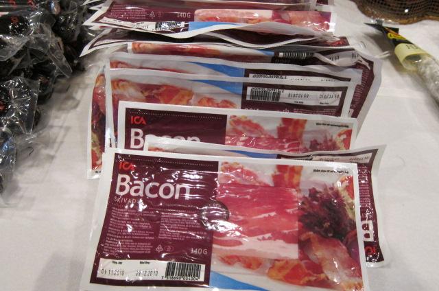 Swedish bacon
