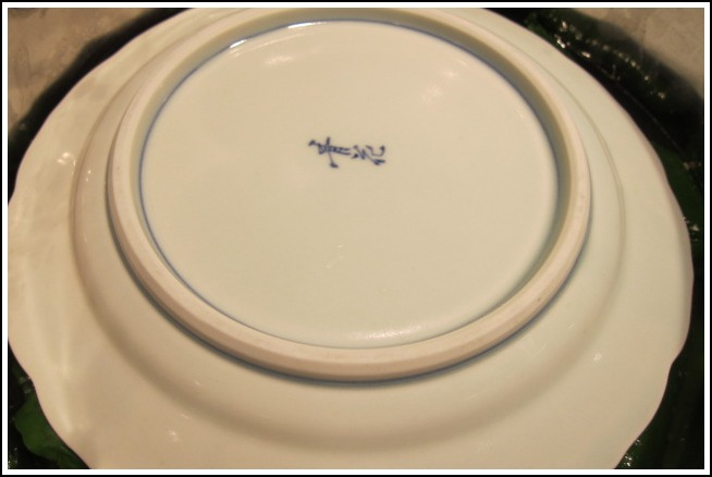 Place a plate upside down on top of the pan to reduce the amount of air