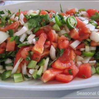 Coban Salad