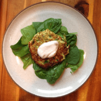 The Zucchini Fritter Experiment