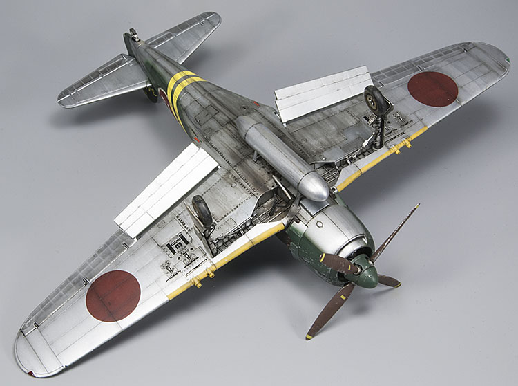 "Kawanishi N1K2-J ""Shidenkai"" (George), Part II"