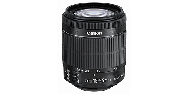 Canon EF S18-55mm