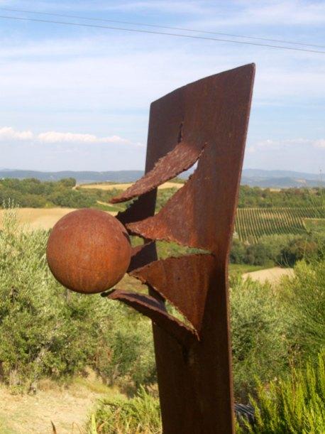 sculture in ferro