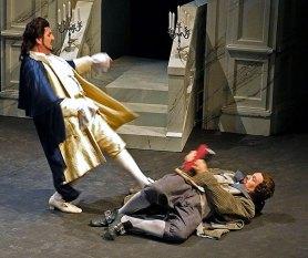 Paolo Ruggiero - DON GIOVANNI - Theatre Montansier, Versailles, Paris