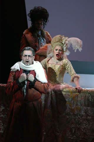 Paolo Ruggiero - DON PASQUALE - Don Pasquale - Stadttheater Klagenfurt (Austria). Direttore Henrik Nánási.