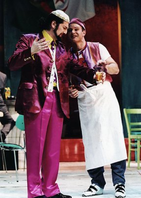 Paolo Ruggiero - L'ITALIANA IN ALGERI - Mustafa - Stadttheater Klagenfurt (Austria). Direttore Henrik Nánási.