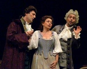 Paolo Ruggiero - Il Conte - Le Nozze di Figaro - Theatre Montansier, Versailles, Paris (France)