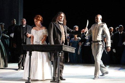 Paolo Ruggiero - Lucia di Lammermoor - Lord Enrico - Capetown Opera House (Sudafrica). Direttore Christopher Dowdeswell.