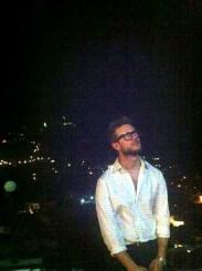 dalla terazza della piazzetta di Capri