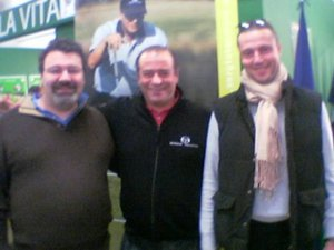Wolly,Costantino Rocca e Luigi