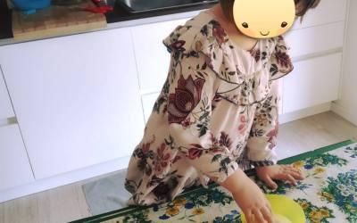I nostri piccoli chef: oggi cucino a casa!