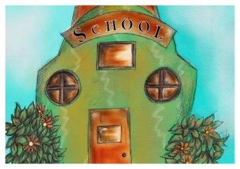 Papaya School. Newtech International 2012