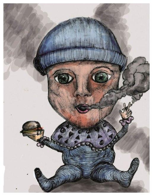 Enviada a Concurso Caricaturas El Nacional 2015