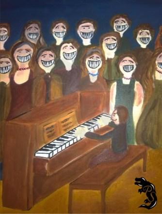 Sonrisas al piano. 2010