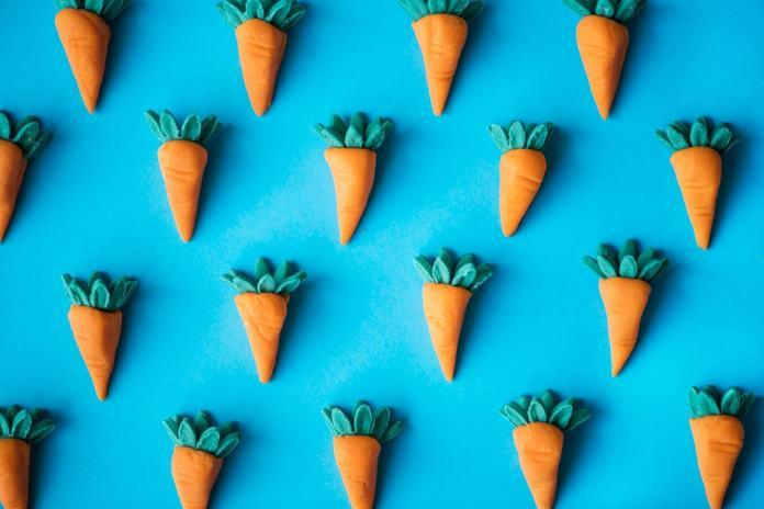 carrot carotte motivation pour les enfants, parfois ça marche !