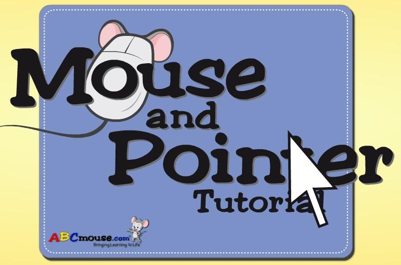 belajar menggerakkan mouse komputer
