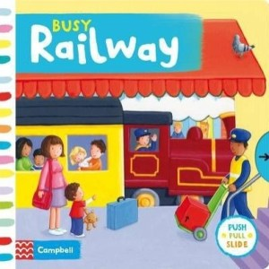 Busy Railway Campbell