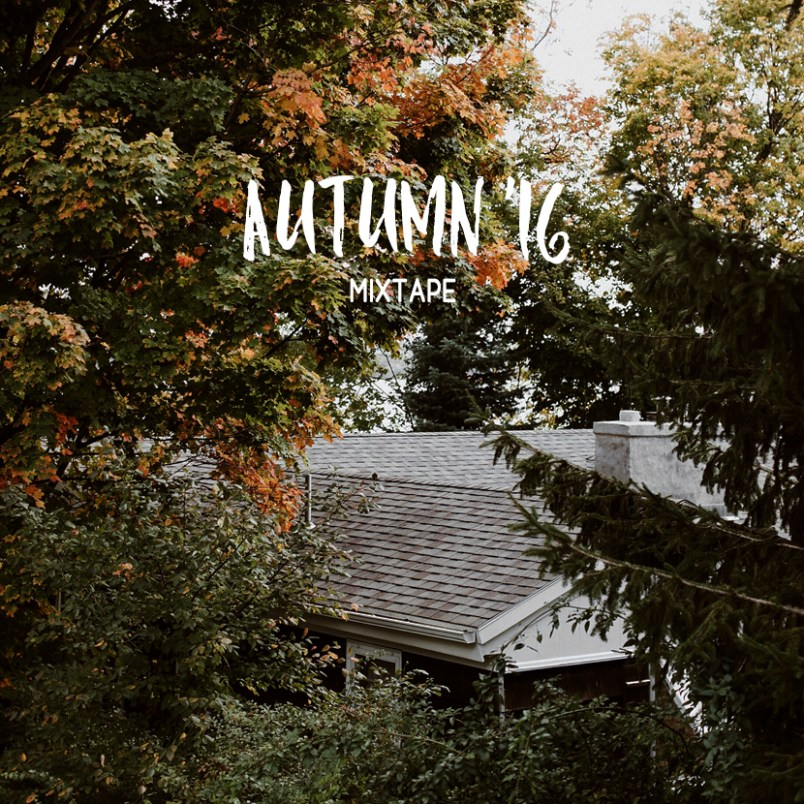 autumn music playlist