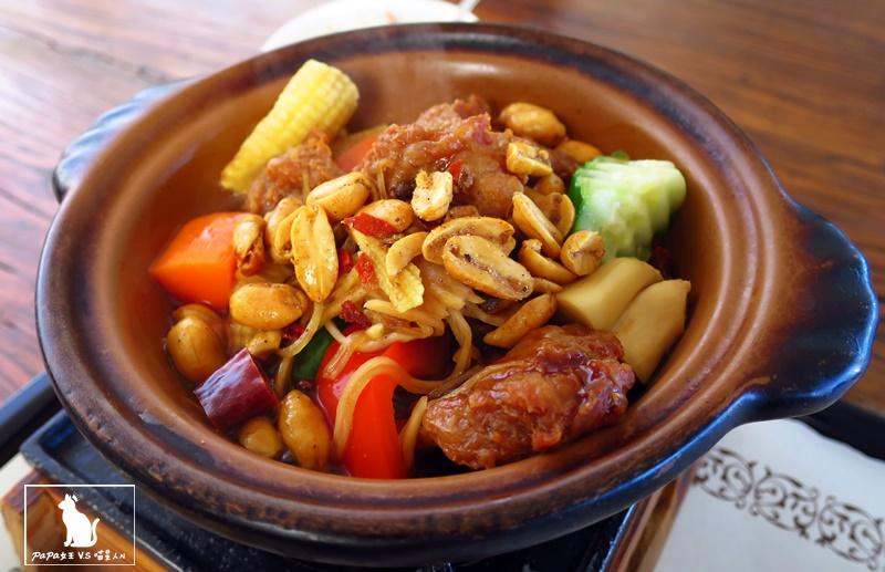 台中|素食 好蔬福 風味餐飲  清水精緻蔬食地點很荒涼~生意極好!