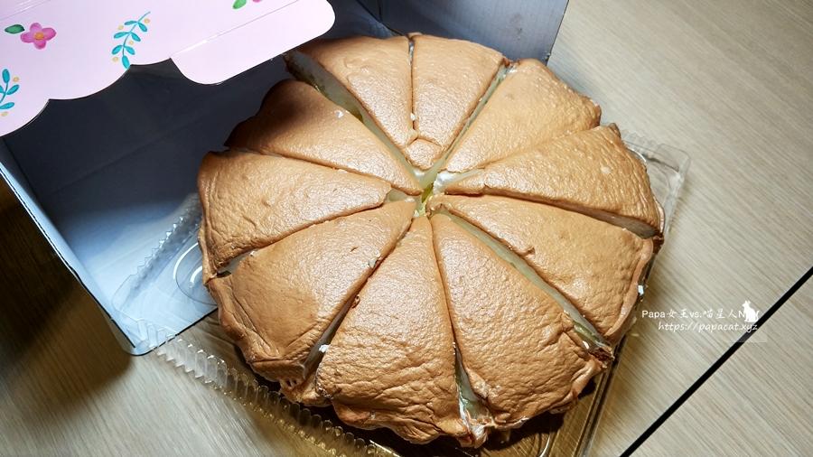 台中|甜點 薔薇派 ROSE PIE-記憶中的銅板甜點 銅板價格..基本款檸檬塔35元,小時候的價格好像一片28左右吧!