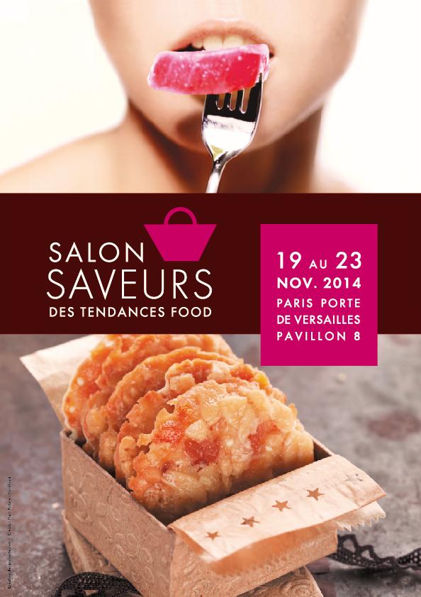 Salon Saveurs des tendances Food