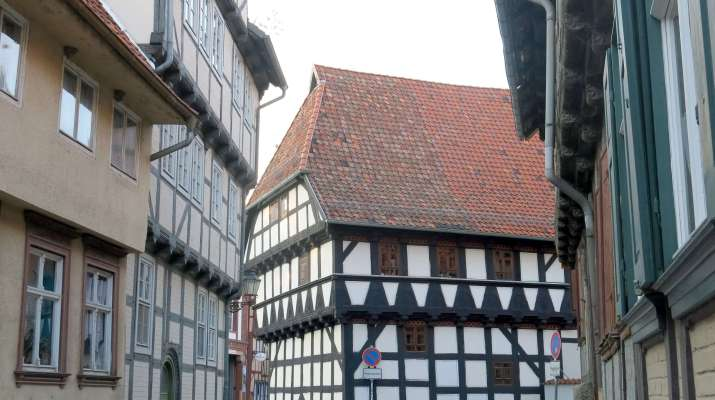 Quedlinburger Fachwerhäuser