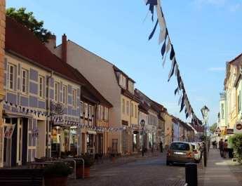 Altstadt von Kyritz