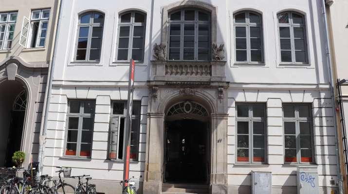 Willy-Brandt-Haus in Lübeck
