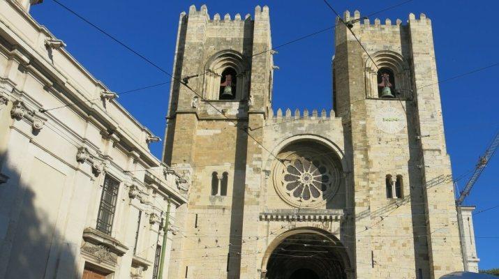 Kathedrale von Lissabon