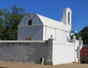 Kruishus in Stellenbosch