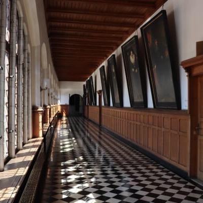 Bürgermeistergalerie im Rathaus Lübeck