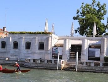 Peggy Guggenheim Kollektion am Canal Grande