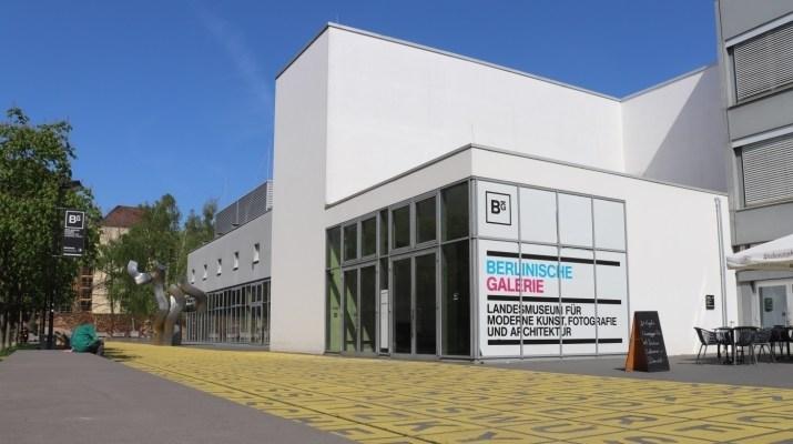 Berlinsche Galerie in Kreuzberg
