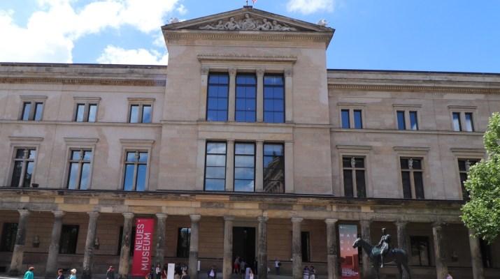 Das Neue Museum in Berlin