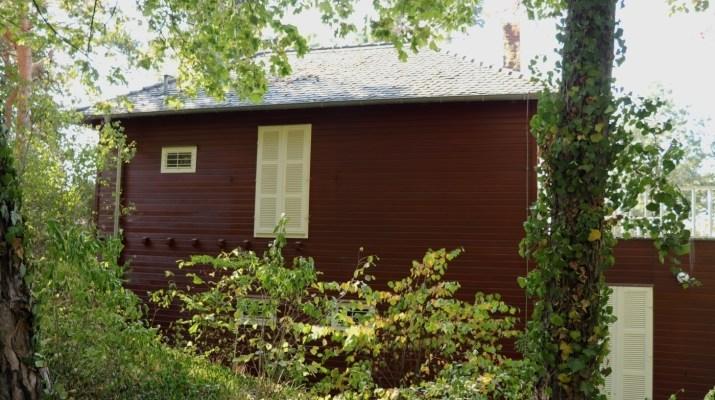 Das Einsteinhaus am Templiner See in Caputh