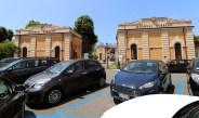 In der Altstadt von Pisa sind Parkplätze Mangelware und den Anwohnern vorbehalten