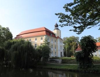 Schloss Vetschau mit Kavalierhaus