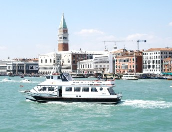 Venedig zählt zu den Top-Destination in Europa