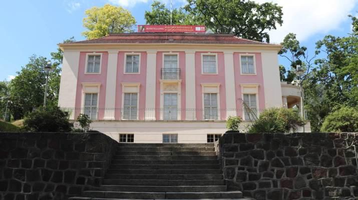 In Schloss Freienwalde lebte Walter Rathenau